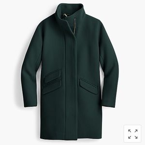 NWT J CREW cocoon wool coat